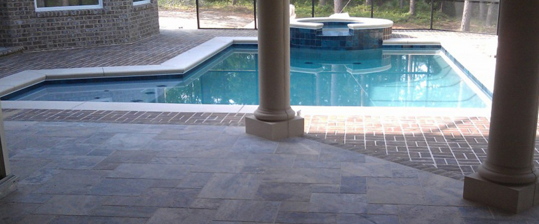 tool floor around a pool in Waycross, GA